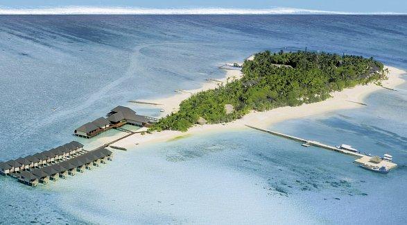 Hotel Summer Island Village, Malediven, Nord Male Atoll, Bild 1