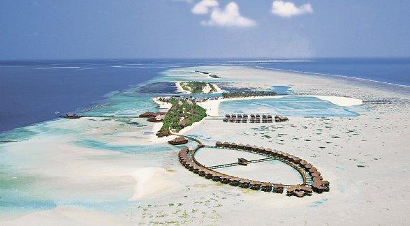 Hotel Olhuveli Beach & Spa Resort Maldives, Malediven, Süd Male Atoll, Bild 1