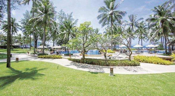 Hotel Kata Thani Phuket Beach Resort, Thailand, Phuket, Kata Noi Beach, Bild 1