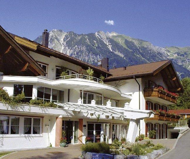Hotel Ringhotel Nebelhornblick, Deutschland, Allgäu, Oberstdorf, Bild 1