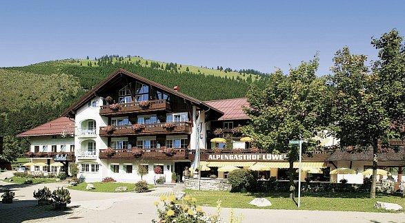 Hotel Alpengasthof Löwen, Deutschland, Allgäu, Oberjoch, Bild 1