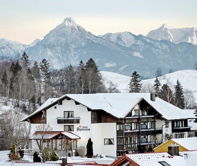 AKZENT Hotel Alpenrose, Deutschland, Allgäu, Nesselwang, Bild 1