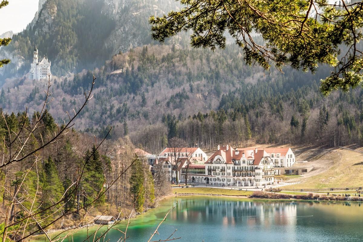 Ameron Hotel Neuschwanstein Alpsee Resort & Spa, Deutschland, Allgäu, Schwangau, Bild 1