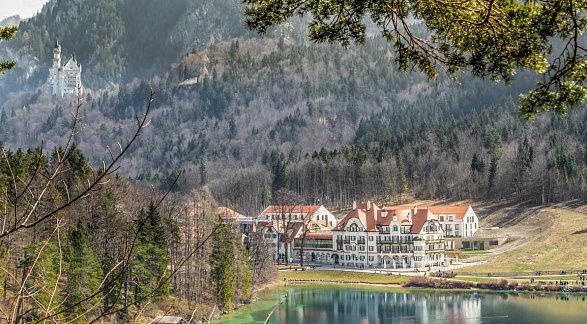 Hotel AMERON Neuschwanstein Alpsee Resort & Spa, Deutschland, Allgäu, Schwangau, Bild 1