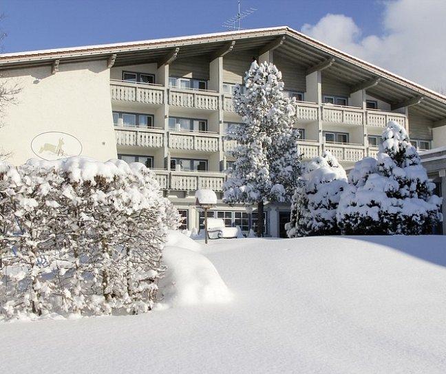 Hotel Bannwaldsee, Deutschland, Allgäu, Halblech, Bild 1