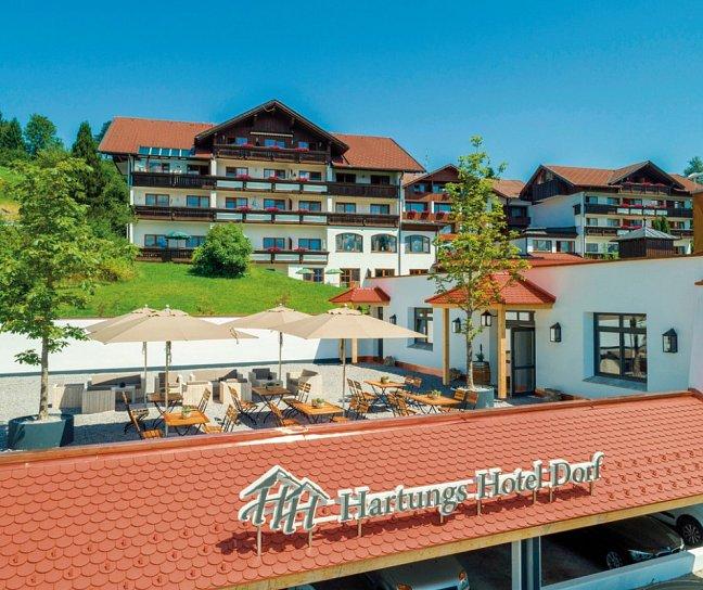 Hartung´s Hotel Dorf, Deutschland, Allgäu, Hopfen am See, Bild 1