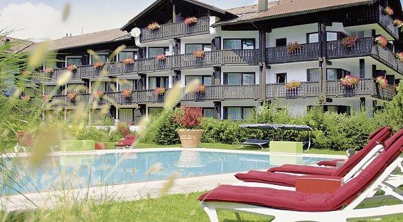 Hotel Ludwig Royal Golf & Alpin Wellness Resort, Deutschland, Allgäu, Oberstaufen, Bild 1