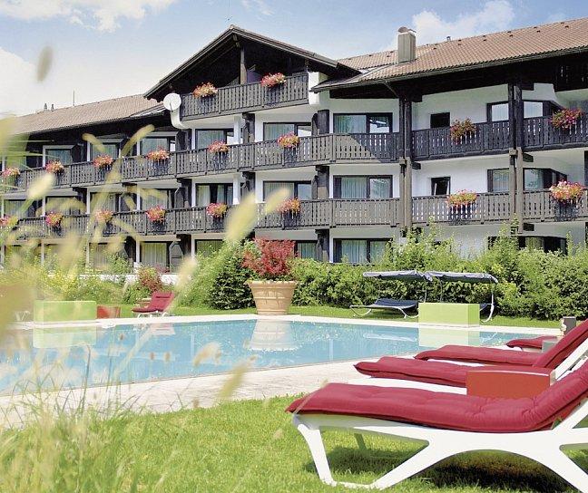 Hotel Golf & Alpin Wellness Resort Ludwig Royal, Deutschland, Allgäu, Oberstaufen, Bild 1