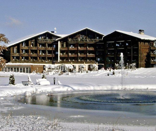 Hotel Lindner Parkhotel Oberstaufen, Deutschland, Allgäu, Oberstaufen, Bild 1