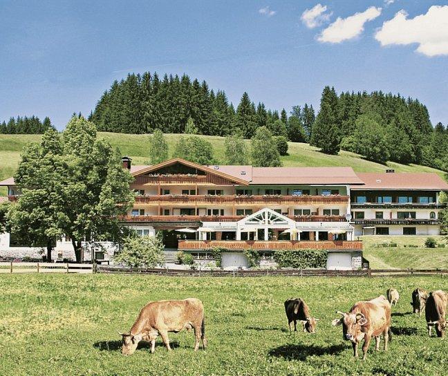 Hotel Sonnenbichl, Deutschland, Allgäu, Fischen im Allgäu, Bild 1