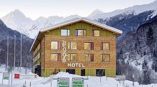Hotel Explorer Montafon, Österreich, Vorarlberg, Gaschurn