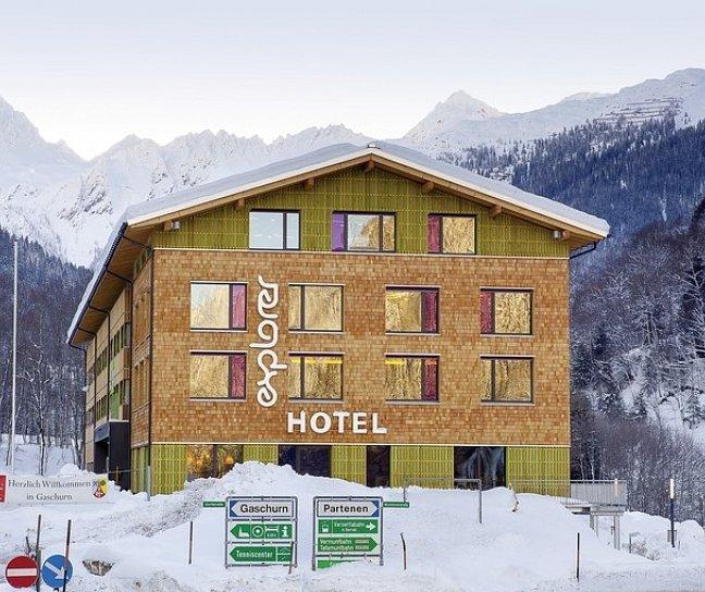 Hotel Explorer Montafon, Österreich, Vorarlberg, Gaschurn, Bild 1