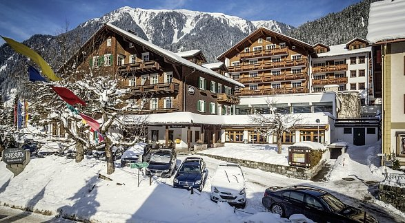 Hotel Posthotel Rössle, Österreich, Vorarlberg, Gaschurn, Bild 1