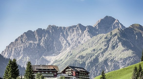 Hotel Haller´s Geniesserhotel, Österreich, Vorarlberg, Mittelberg, Bild 1