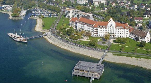 Hotel Seehotel Am Kaiserstrand, Österreich, Vorarlberg, Lochau am Bodensee, Bild 1
