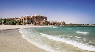Hotel Emirates Palace, Vereinigte Arabische Emirate, Abu Dhabi