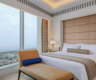 Hotel The St. Regis Abu Dhabi, Vereinigte Arabische Emirate, Abu Dhabi, Bild 1