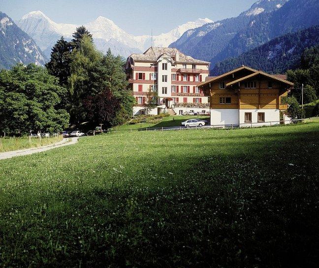 Hotel Berghof Amaranth, Schweiz, Berner Oberland, Wilderswil, Bild 1