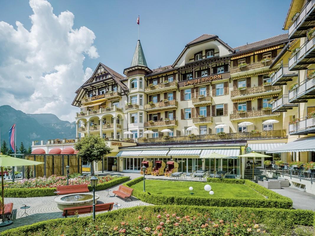 Hotel Victoria Lauberhorn, Schweiz, Berner Oberland, Wengen