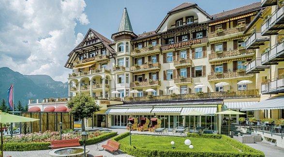 Hotel Victoria Lauberhorn, Schweiz, Berner Oberland, Wengen, Bild 1