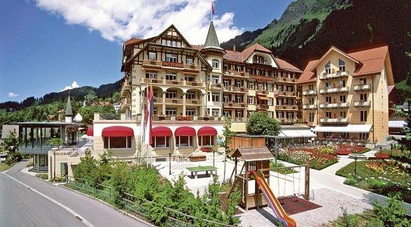 Hotel Arenas Resort Victoria Lauberhorn, Schweiz, Berner Oberland, Wengen, Bild 1