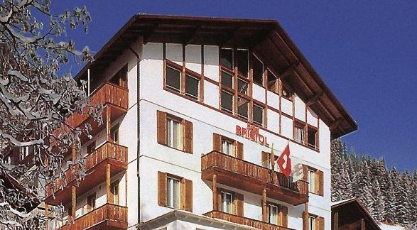 Relais du Silence Hotel Bristol, Schweiz, Berner Oberland, Adelboden, Bild 1