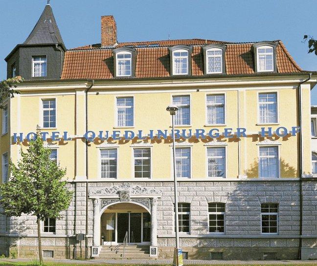 Hotel Regiohotel Quedlinburger Hof, Deutschland, Harz, Quedlinburg, Bild 1