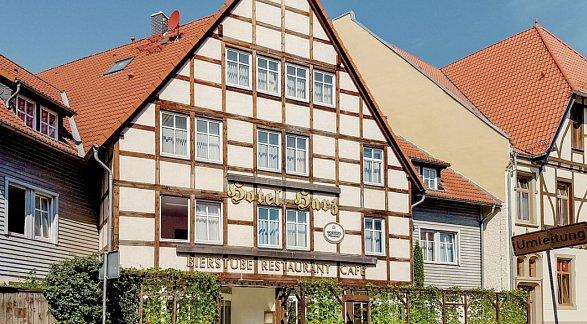 Hotel Harz, Deutschland, Harz, Wernigerode, Bild 1