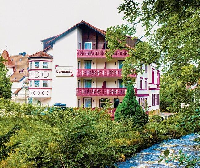 Hotel Regiohotel Germania, Deutschland, Harz, Bad Harzburg, Bild 1