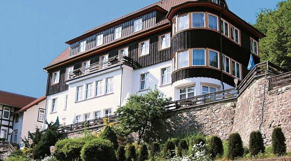 Hotel Zum Harzer Jodlermeister, Deutschland, Harz, Altenbrak, Bild 1
