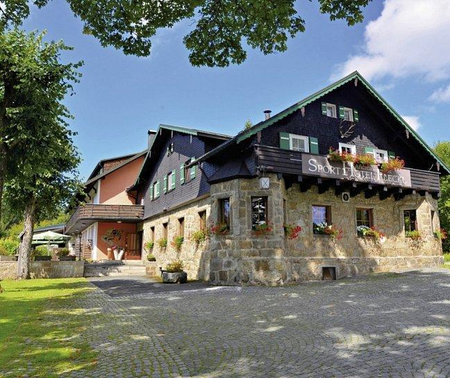 WAGNERS Hotel & Restaurant im Fichtelgebirge, Deutschland, Frankenwald & Fichtelgebirge, Warmensteinach, Bild 1