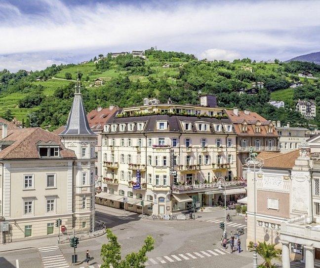 Hotel Europa Splendid, Italien, Südtirol, Meran, Bild 1