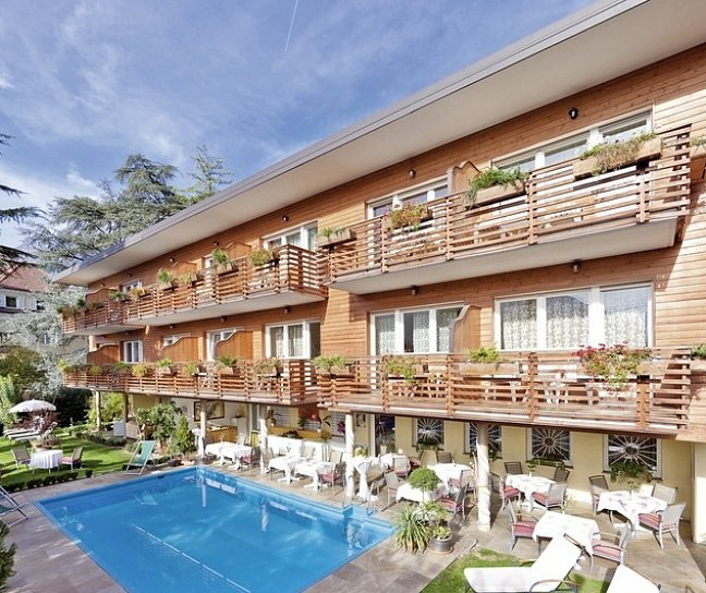 Hotel Aster, Italien, Südtirol, Meran, Bild 1