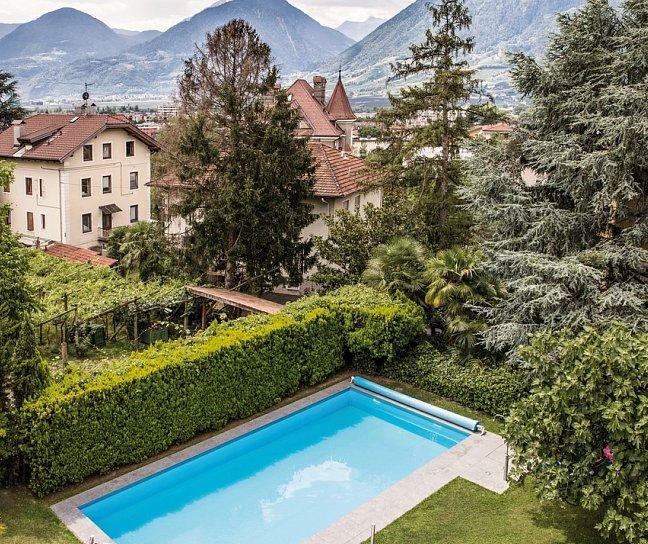 Hotel Villa Laurus, Italien, Südtirol, Meran, Bild 1