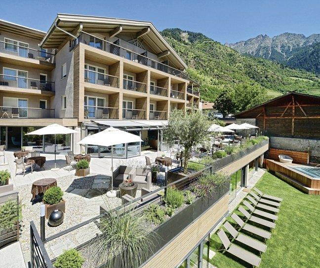 Hotel das stachelburg, Italien, Südtirol, Partschins, Bild 1