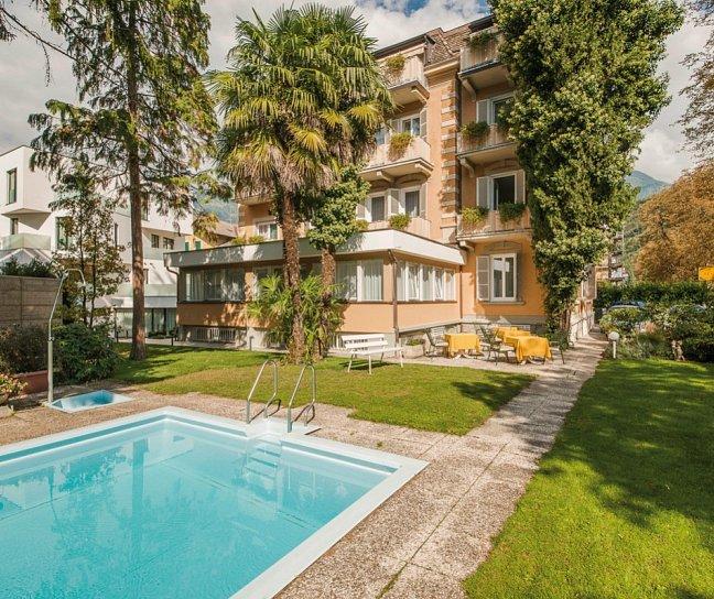 Hotel Residence Désirée, Italien, Südtirol, Meran, Bild 1
