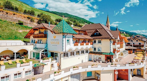 Hotel Sonnenhotel Adler, Italien, Südtirol, Villanders, Bild 1
