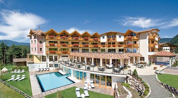 Hotel-Chalet Tianes, Italien, Südtirol, Kastelruth, Bild 1