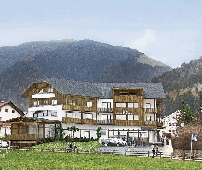 Hotel Autentic Adler, Italien, Südtirol, Niederrasen, Bild 1