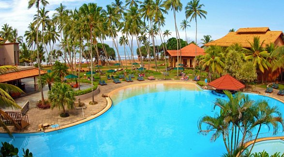 Hotel Royal Palms Beach, Sri Lanka, Kalutara, Bild 1