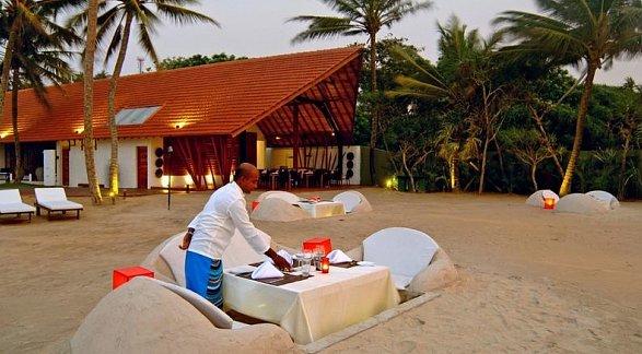 Hotel EKHO Surf, Sri Lanka, Bentota, Bild 1