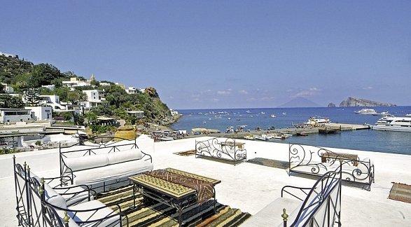 Hotel Lisca Bianca, Italien, Sizilien, Insel Panarea, Bild 1