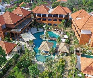 Hotel The Alantara Sanur, Indonesien, Bali, Sanur, Bild 1