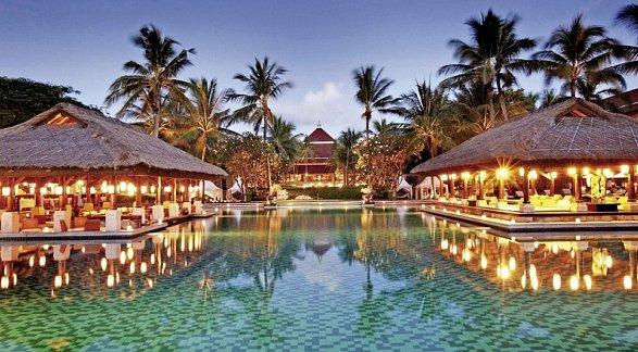 Hotel Intercontinental Bali Resort, Indonesien, Bali, Jimbaran, Bild 1