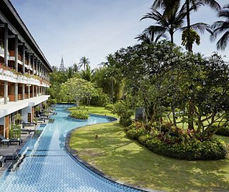 Hotel Meliá Bali, Indonesien, Bali, Nusa Dua, Bild 1
