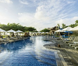 Hotel Grand Mirage Resort Thalasso Bali, Indonesien, Bali, Tanjung Benoa, Bild 1