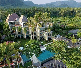 Hotel Candi Beach Resort & Spa, Indonesien, Bali, Candi Dasa, Bild 1