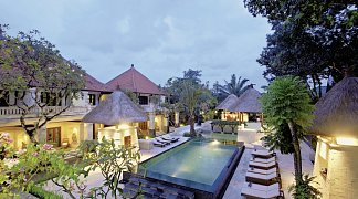 Hotel Griya Santrian Resort, Indonesien, Bali, Sanur