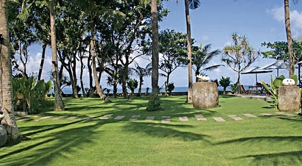 Hotel Legong Keraton Beach, Indonesien, Bali, Canggu, Bild 1