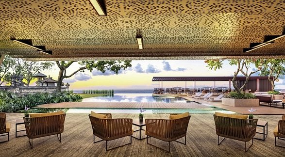 Hotel Alila Seminyak, Indonesien, Bali, Seminyak, Bild 1
